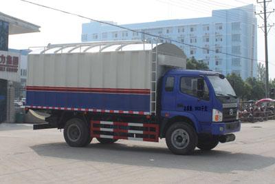 福田瑞沃散装粮食运输车