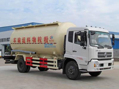 东风天锦单桥散装水泥运输车