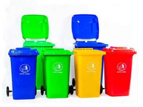 各类垃圾桶